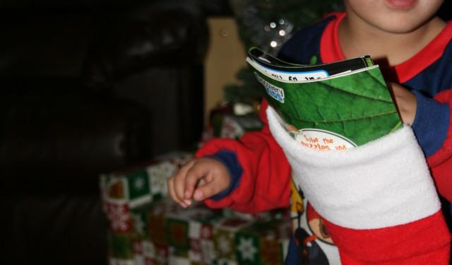 Nati, Christmas 2012
