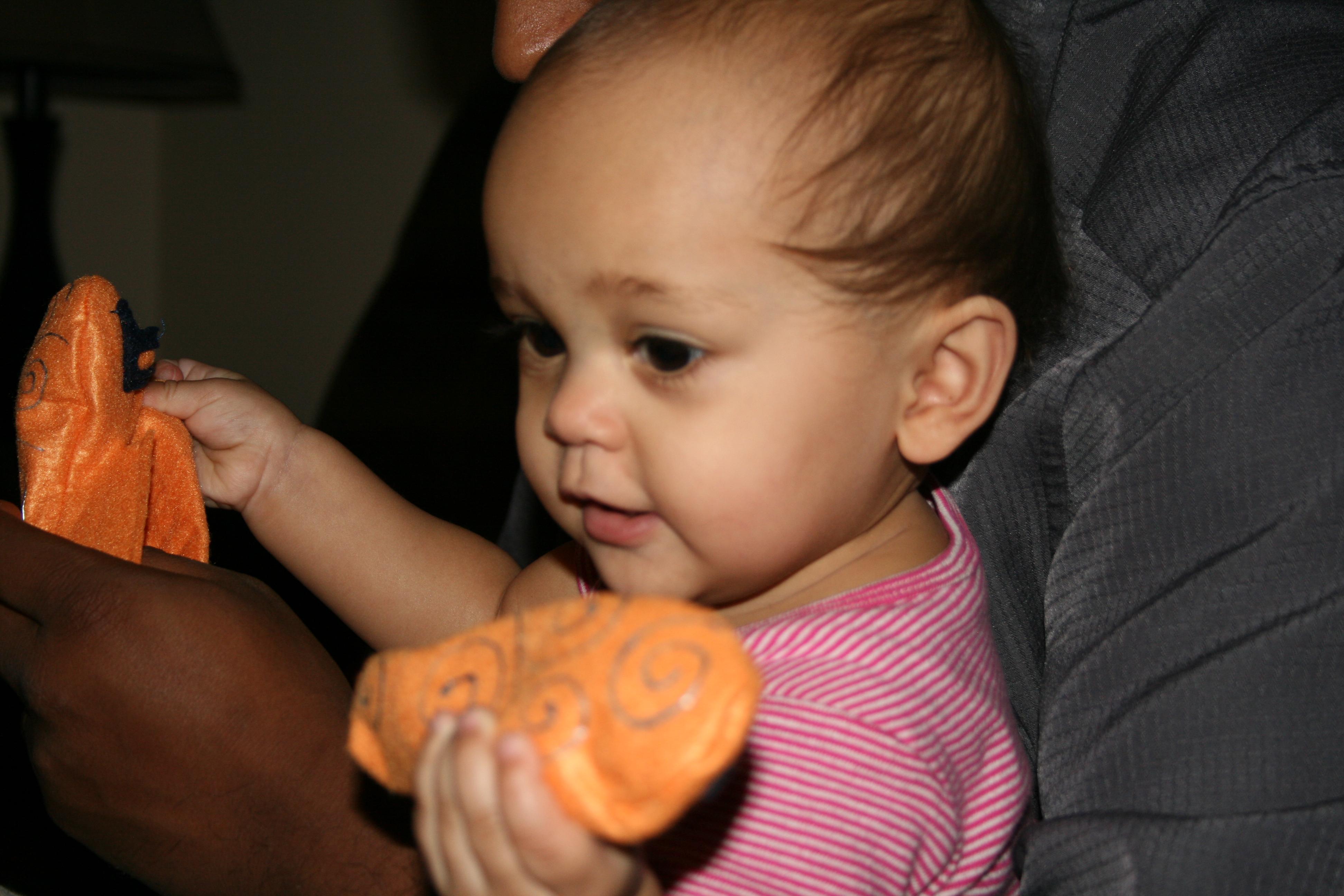 Lily, Christmas 2012