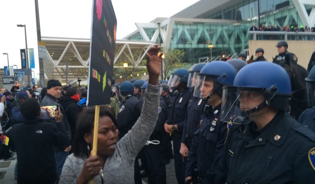 If Your Brother Sins: Baltimore Protests